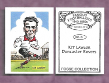 Doncaster Rovers Kit Lawlor 6 (FC)